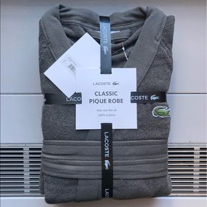 NWT Lacoste Robe